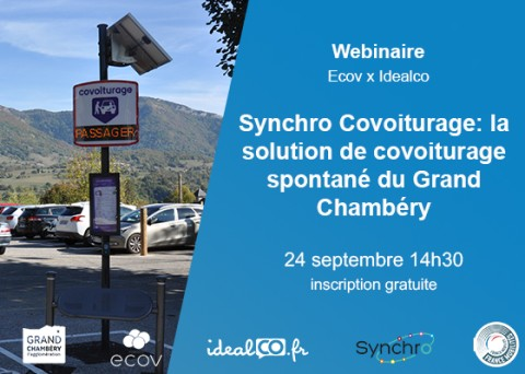 Webinaire covoiturage